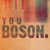 sofiaviolet: you boson. (you boson)