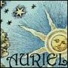 sofiaviolet: Auriel: illustration of sun and stars (Auriel)