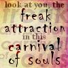 xtasax: (freak attraction)