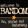 sofiaviolet: welcome to bandom - no, you're not dreaming (best canon ever, bandom)