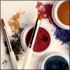 sofiaviolet: small jars of some kind of pigment and brushes (pigments)