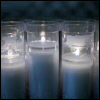 sofiaviolet: 7-day candles (candles)