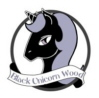 blackunicornwood: Picture of my business's logo (BUW)