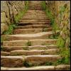 sofiaviolet: stone steps with moss (stone steps)