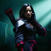 ninamazing: Nyssa from Arrow in assassiny getup (heir to the demon)