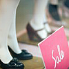 sofiaviolet: manneqiun feet and a sign that says Sale (shopping)