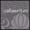 callawrites: (Default)