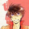 lasthungrywolf: Tetsuo grinning like a dork (Doofy Grin)