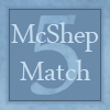 fluffyllama: McShep Match 2011 official icon - blue with '5' for 5th anniversary fest (MM2011 blue)