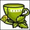 nettlebend: A cup of nettle tea (Nettle tea)