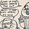ocarinas: (geocentric cockery)