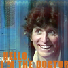 enigel: The Fourth Doctor grinning maniacally (DW Four hello (me))
