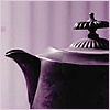flo: A lovely, purple-shaded teapot. (Default)