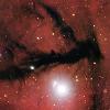translucent_zine: Scarlet and black nebula (scarlet and smoke)