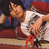 lacebird: ([Shinkenger] Takeru - origami)