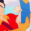 doreyg: Disney - Beauty and the Beast - Gaston ([reading])