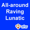 "azurelunatic: All-Around Raving Lunatic <user name=""efw""> (efw lunatic)"