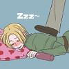 vakaras: (sleepy po)