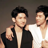dentedsky: Max and U-Know (DBSK)
