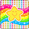 heytherepandabear: (MISC ♦ Happy Star ~ rainbow!)