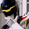 gunmanoflove: ([Kyoryu Black] Thinking or toothache.)