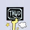 Merzibelle: Garfield - Thud!