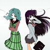 faithfulflame: (Rei and Michiru)