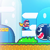 goodbyebird: Old-school Super Mario. (☆ games yo)