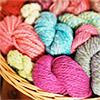 jaxadorawho: (MISC ☆ Hobbies ~ loom knitting yarn)