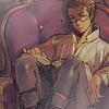 lowkey: (Sometimes a man wants to read.)