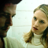 sholio: Claire looking at Darien (Invisible Man-Darien Claire)