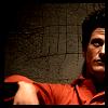 sholio: Darien in prison orange (Invisible Man-Darien in prison)