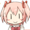 madokidoki: (Smiling)