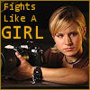 cereta: Veronica Mars Fights Like a Girl (Veronica Fights Like a Girl)