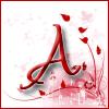 ava_tara: Initital A (A)