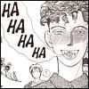 jeweledeyes: My favorite panel in the Hana Yori Dango, aka Boys Over Flowers manga (Tsukasa bizarre)