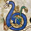 misbegotten: An illumination from the Book of Kells (History Book of Kells)