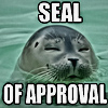 cybel: (Seal Of Approval)