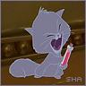 kurumasha: (Evil Kitten)