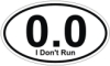 """thnidu: reply to car decals """"26.2"""" and """"13.1"""" (I don't run)"""