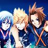 kawaiigami: (BBS trio)