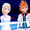 kawaiigami: (Roxas and Nami)
