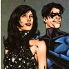 musesfool: dick grayson with his hands on donna troy's shoulders (life's not a paragraph)