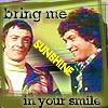 kiwisue: (Sunshine by ProBodie)