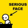 amestrian: (all of my faces look like this.)