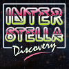 "inevitableentresol: 80s style font saying ""Interstella Discovery"" (Interstella Discovery)"