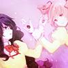sailorptah: Madoka and Homura (madoka)