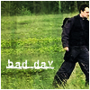 "yvi: Rodney Mckay, text: ""bad day"" (Atlantis - Bad Day)"