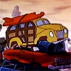 picoletsgouptozuma: The buttery yellow surfer car from the movie TBLT. (pic#8578724)