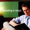 makd: (wesley reading)